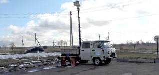 Тест-драйв мобильной ДЛС-КС на телескопической мачте в Ставрополе