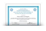 Сертификат GE Energy
