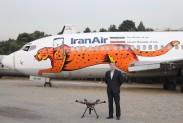 С квадрокоптером в Иране