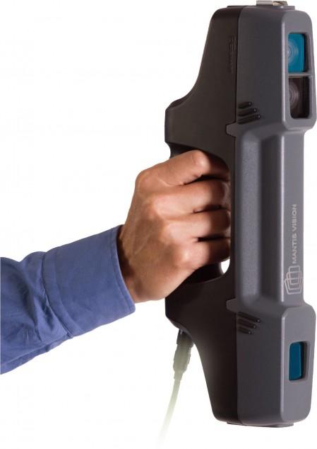 Ручной 3D сканер F6 SMART