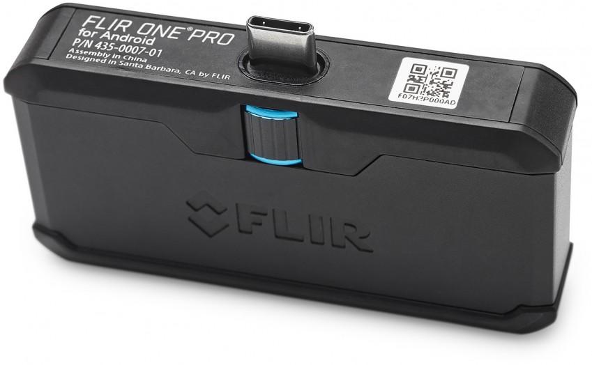 Разъём тепловизора Flir ONE Pro