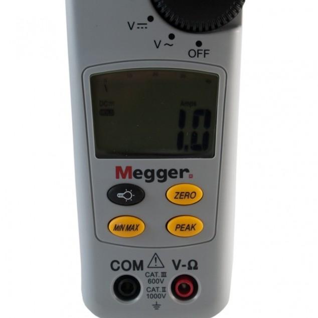 Дисплей Megger DCM340