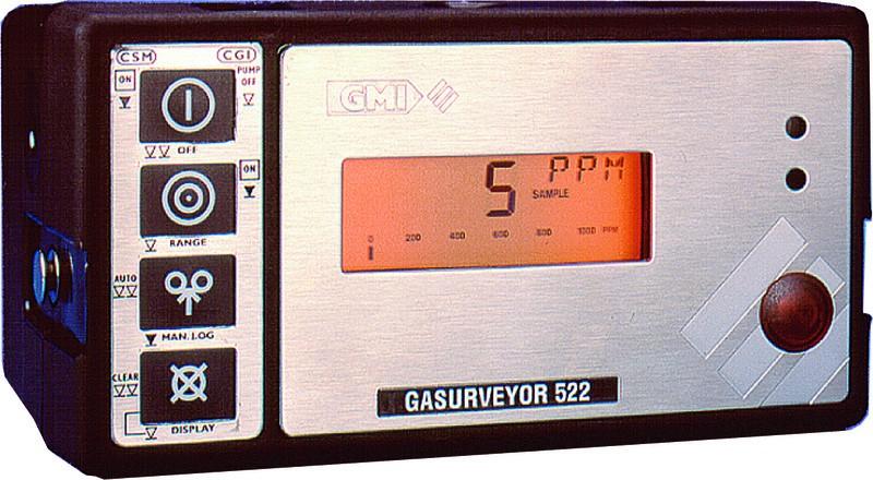 HEATH CONSULTANT Детектор газов Gasurveyor 500