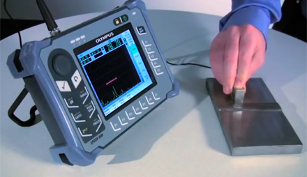 Дефектоскоп Epoch 650 от Olympus