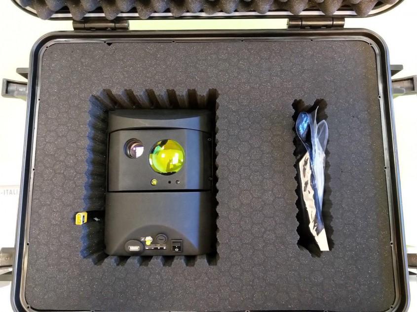 Детектор метана LMF в кейсе