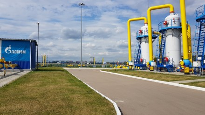 ДЛС-КС mini IR на объекте Газпром