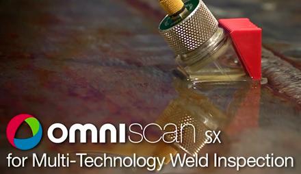 Olympus OmniScan SX