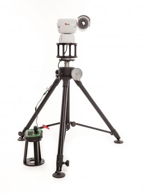 SWIR камера на треноге