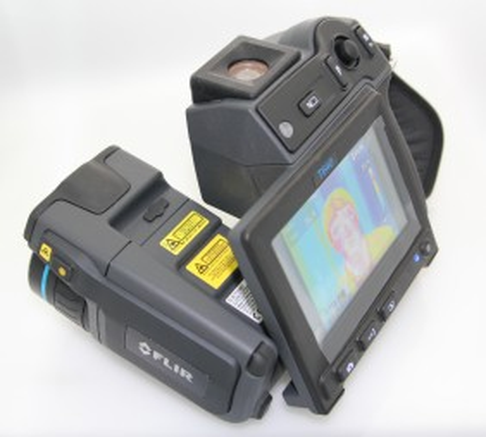 Камера T640 компании FLIR