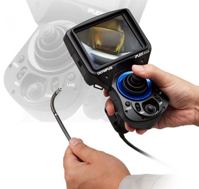 Olympus NDT IPLEX UltraLite