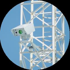 Стационарный детектор ДЛС-КС